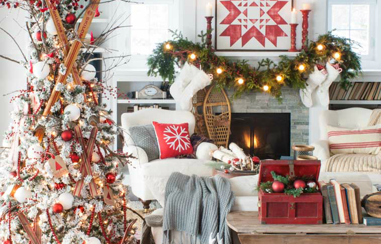 Holiday Magic Christmas 2016 Tree Decorating Trends