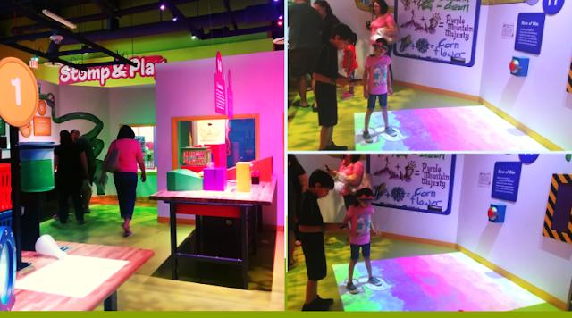Adventure Lab at Crayola Experience