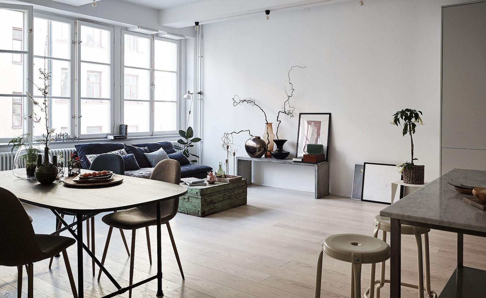 Appartamento stile industriale in ex fabbrica di for Appartamento design industriale