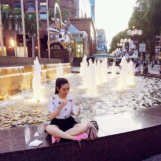 Gái xinh facebook Cao Mỹ Kim