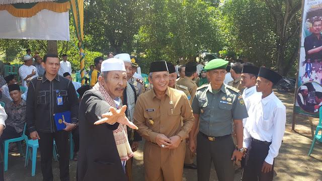 Pondok Pesantren Tauhidil Muchlisin Kembali Cetak Penghafal Alquran