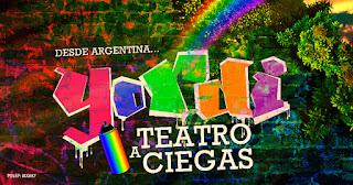 YORDI Teatro a Ciegas | Teatro Acto Latino