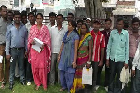 साईं प्रसाद ने धोलपुर में लगाया 100 करोड़ का चूना