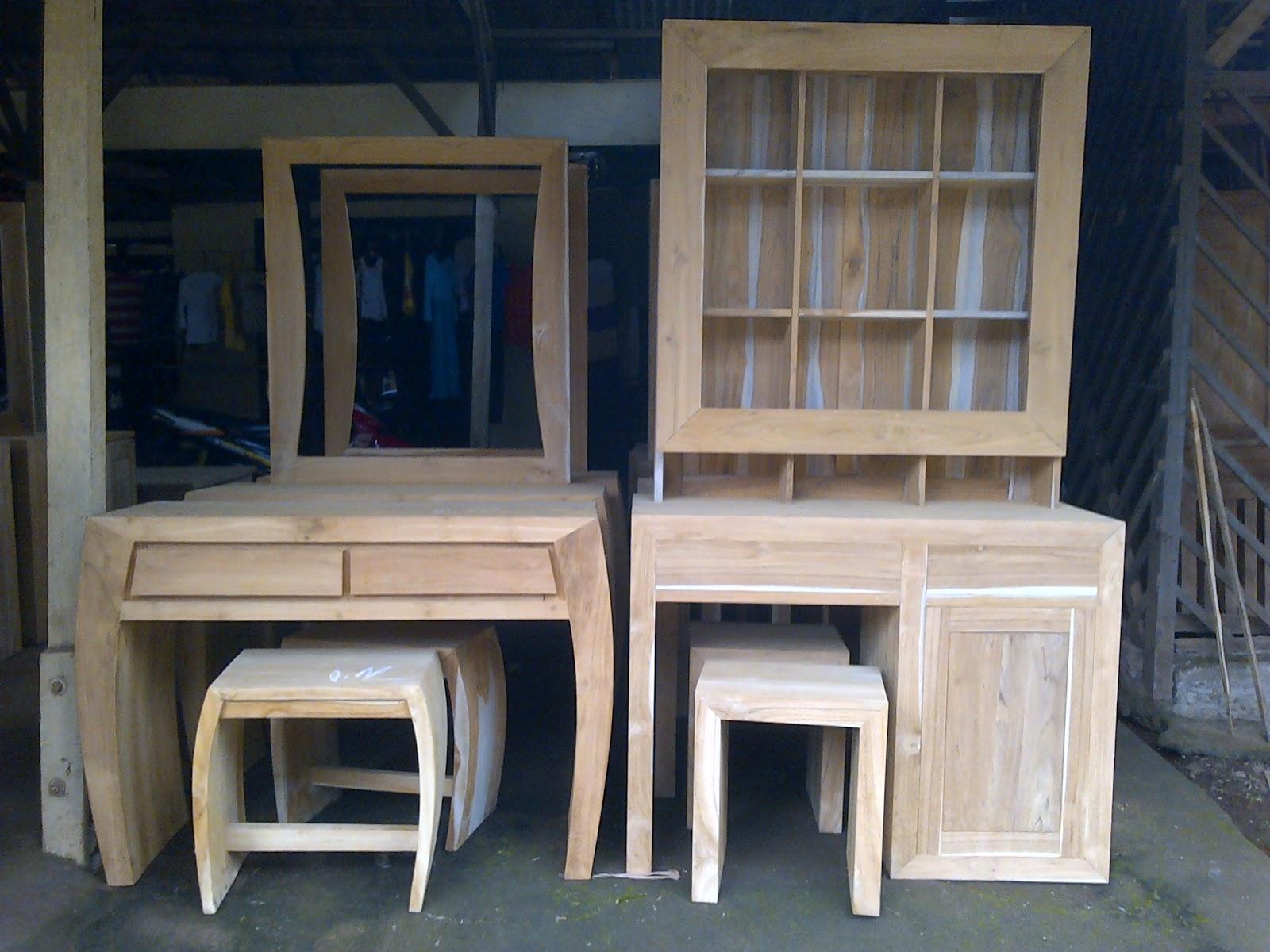 Furniture Asli Jepara: Furniture Jepara Minimalis
