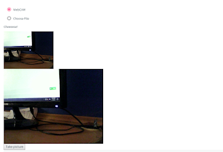 Angularjs WebCam Take Picture and decode base64