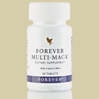 Хранителна добавка с мака /Forever Multi-Maca/