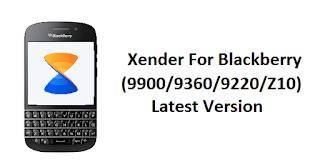 Xender for blackberry