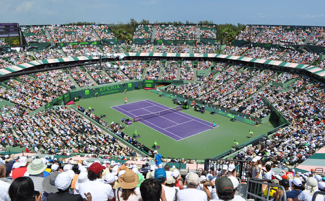 Crandon Park Tannis Center Torneio