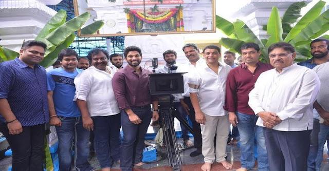 duvvada jagannadham movie stills