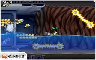 Jetpack Joyride Apk v1.9.18 Mod (Unlimited Money) Terbaru