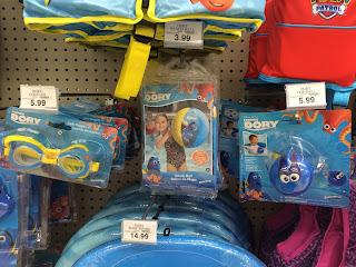 finding dory merchandise