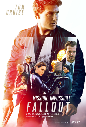 Download Film Mission: Impossible - Fallout (2018)
