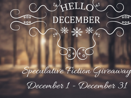 Hello December Books and Cash Giveaway!