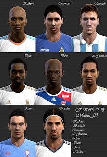 Facepack 2016 Vol1 By Vicen Pes 2013