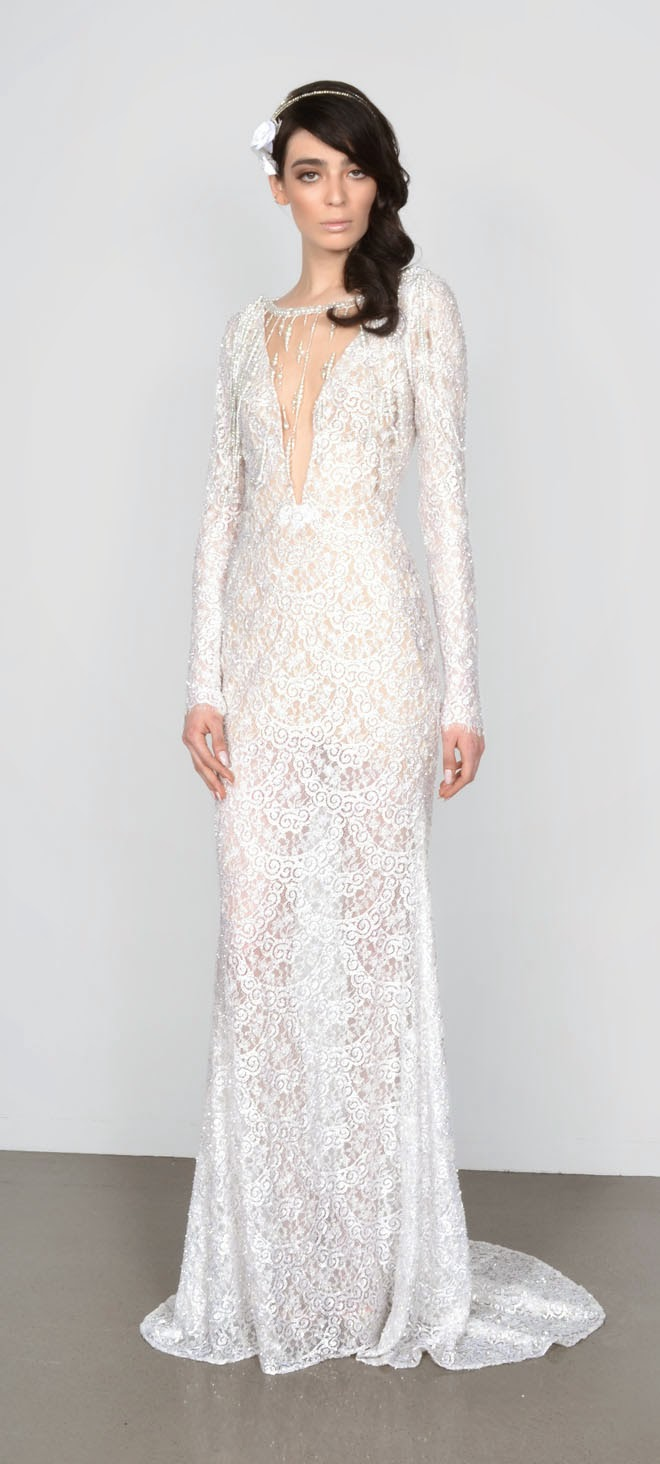 Galia Lahav Spring 2015 : La Dolce wedding dress