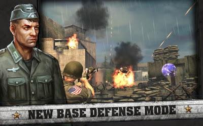 تحميل لعبة الحرب العالمية FRONTLINE COMMANDO: D-DAY