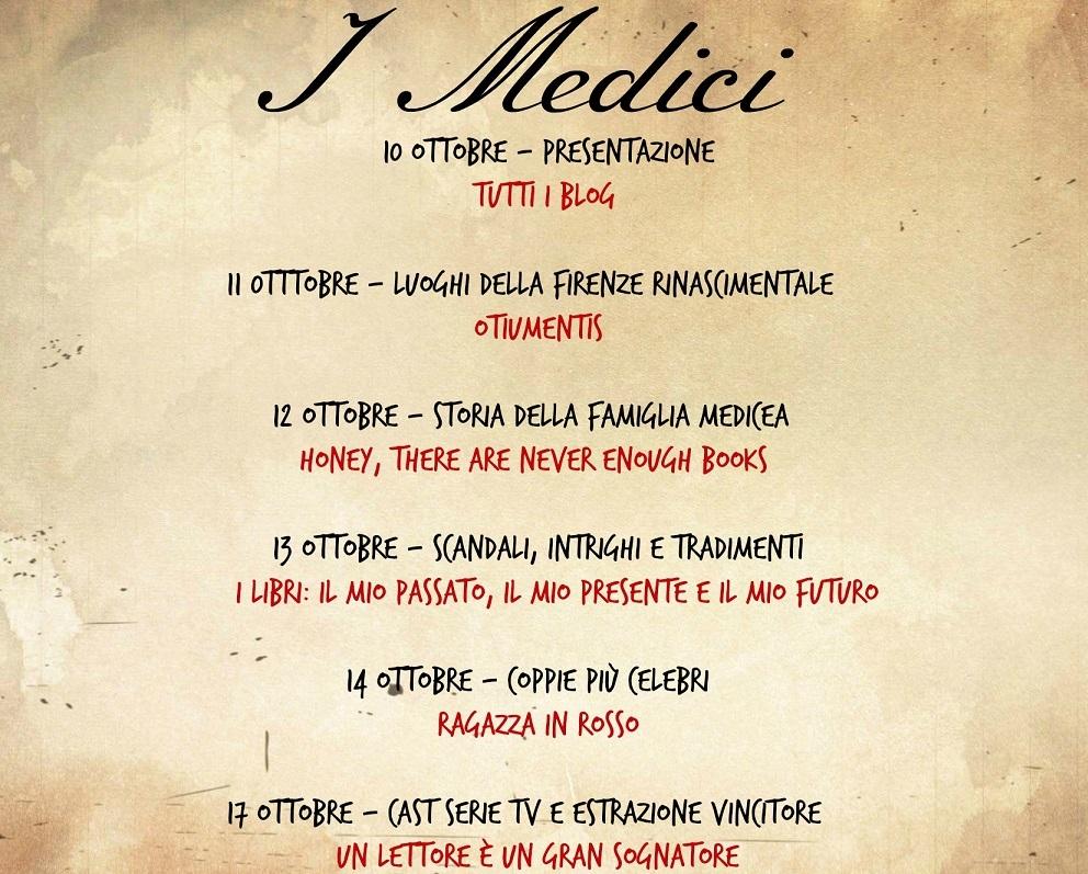 Bien connu Honey, there are never enough books: I MEDICI - STORIA DELLA  AV43