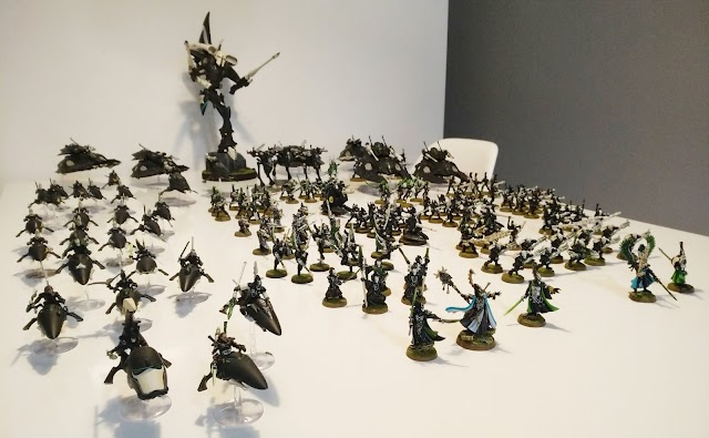 What's On Your Table: Ulthwe Eldar