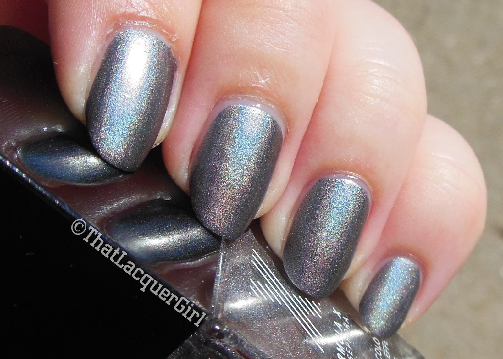 That Lacquer Girl: Formula X For Sephora Hypnotize Swatches