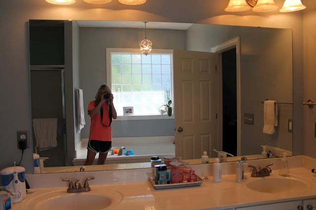Transform Your Ugly Contractor Mirrors
