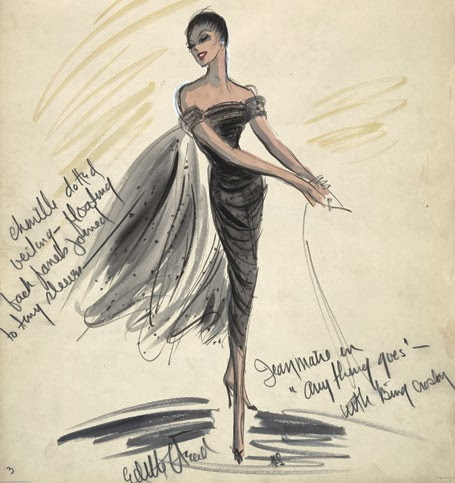 Ms Fabulous Happy Birthday Edith Head Fashion Design Indie Clothing Style Beauty