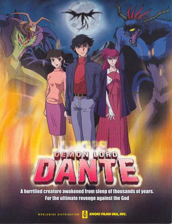 Demon Lord Dante |13/13| |Latino| |HD Ligero| |Mega|