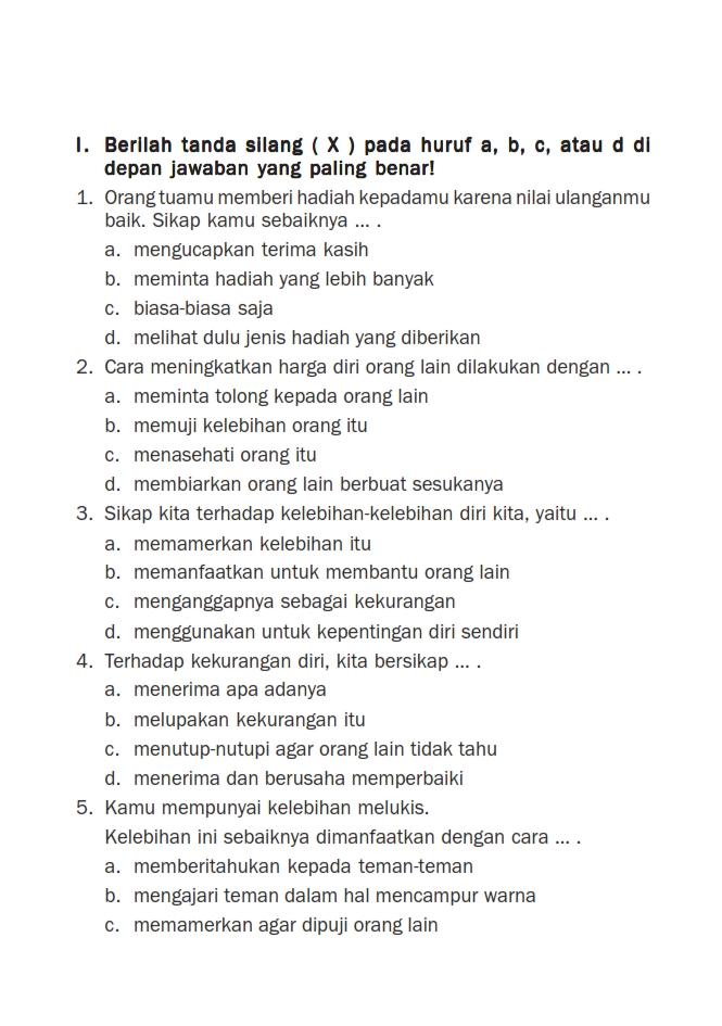 Download Kumpulan Soal Uts Genap Pkn Kelas 3 Semester 2 2015 2016 Rief Awa Blog Download