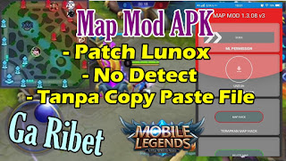 Cara Mudah Pasang Radar Map Mobile Legends Tanpa Copy Paste File