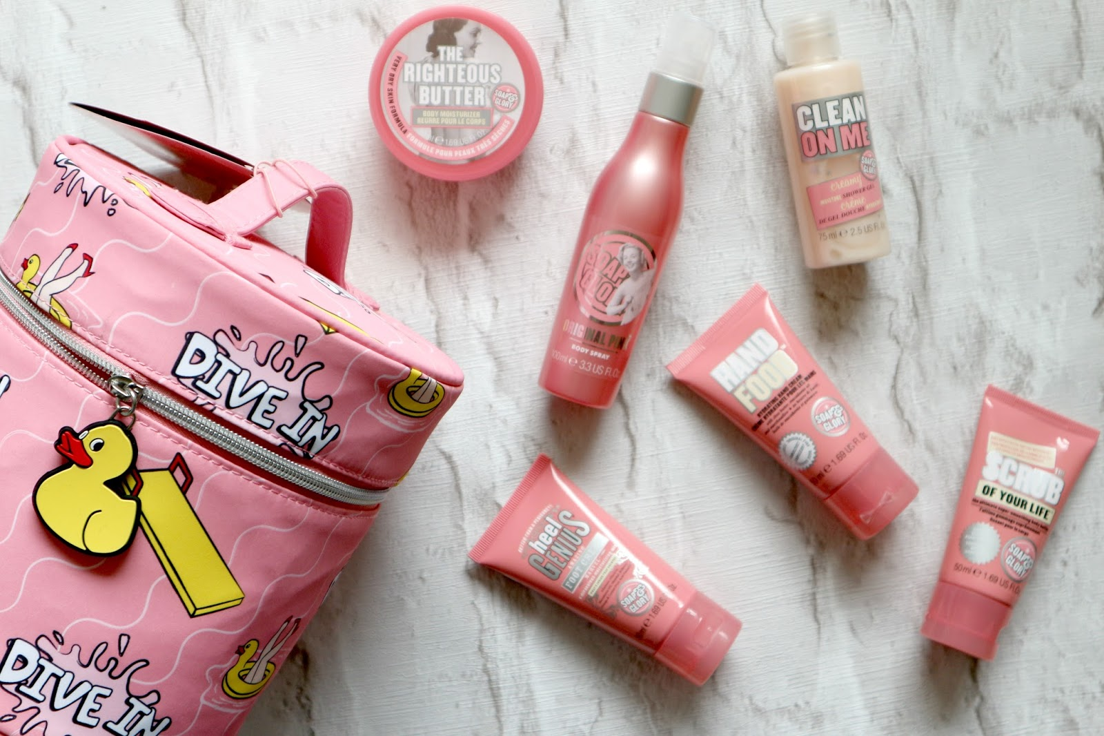 Soap & Glory Gift Set Giveaway