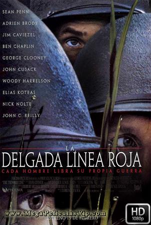 La Delgada Linea Roja [1080p] [Latino-Ingles] [MEGA]