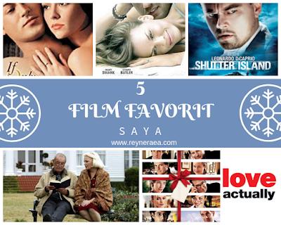 film hollywood favorit tentang cinta