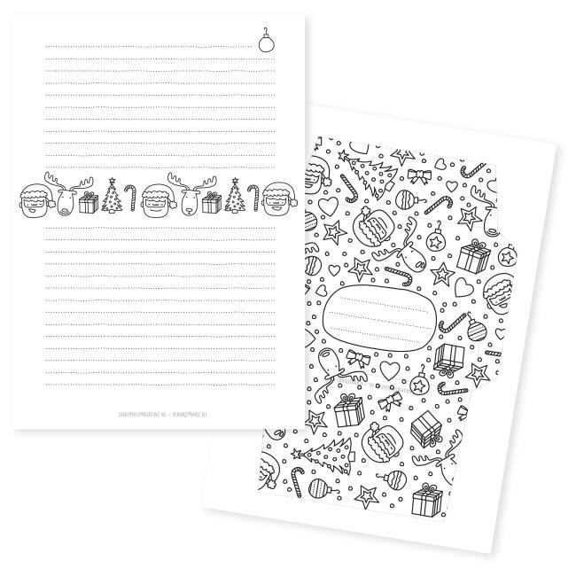 Snailmail Magazine (English blog): CHRISTMAS FREEBIE