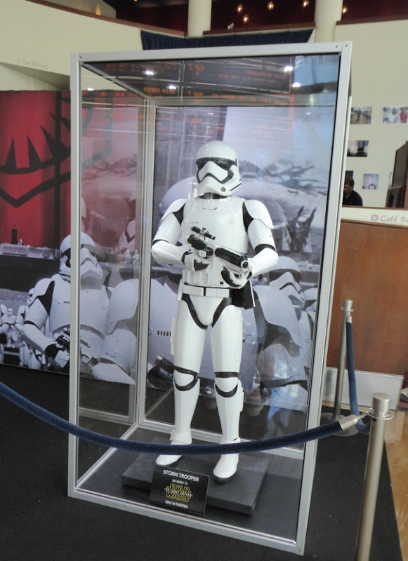 Star Wars Force Awakens First Order Stormtrooper costume