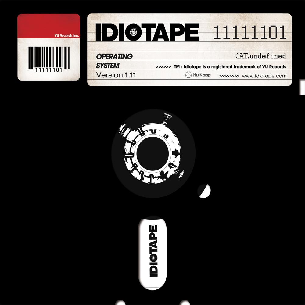 Idiotape – Vol.1 11111101