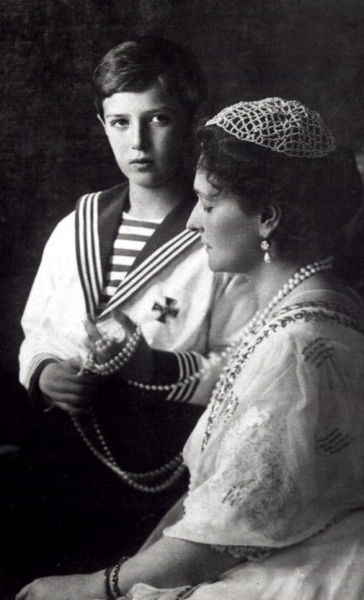 tsarina and rasputin relationship trust