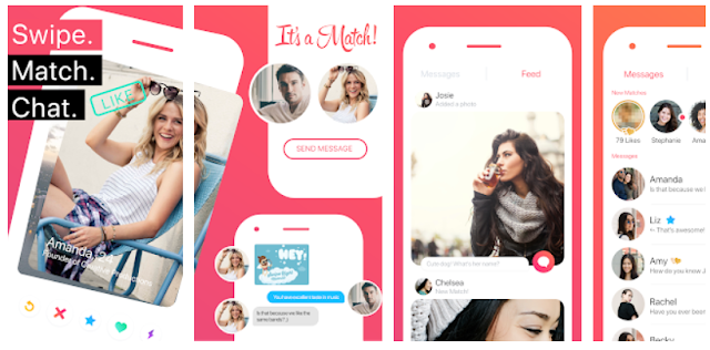 Tinder Dating Mobile - Swipe. Match. Chat. Date