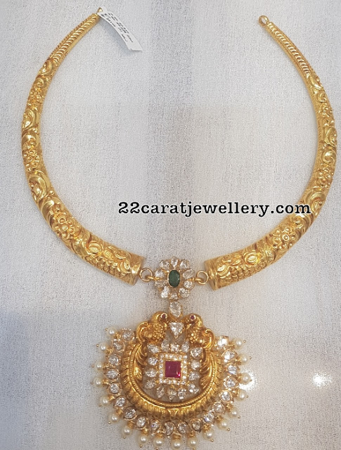 Traditional Kante by Sri Mahalaxmi Jewellers