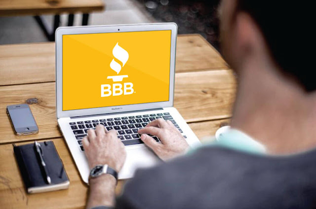 Better Business Bureau rating bootstrapping biz blog