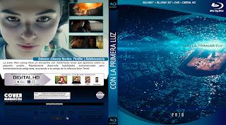 CARATULA BLURAY At First Light - CON LA PRIMERA LUZ 2018 [COVER DVD ]