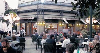 Bar la Biela. Buenos Aires