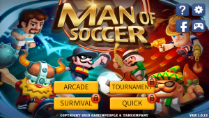 Man Of Soccer APK (MOD Unlimited Money)