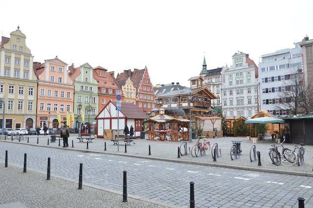 Mercado navideño Polonia