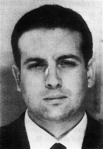 Stefano Bontade, head of  major crime family in Palermo