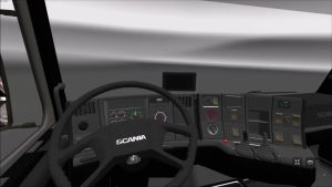 Scania 1 Series truck mod (111 & 141) 2.0