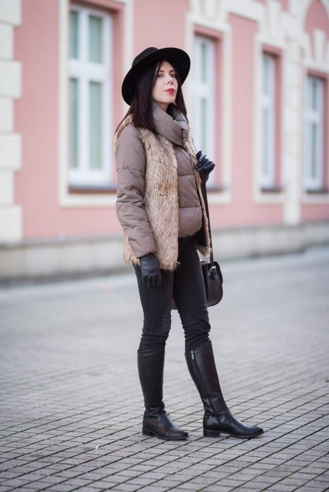 jak-nosić-kurtkę-puchową