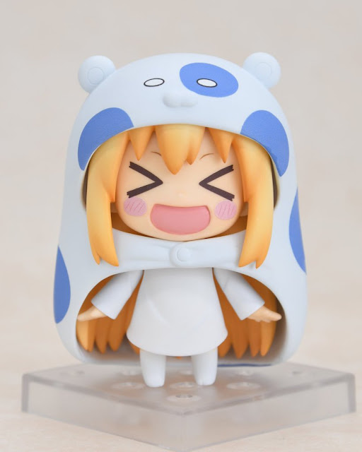 "Nendoroid Doma Umaru Necolumbus Color ver. de ""Himouto! Umaru-chan R"" - Good Smile Company"