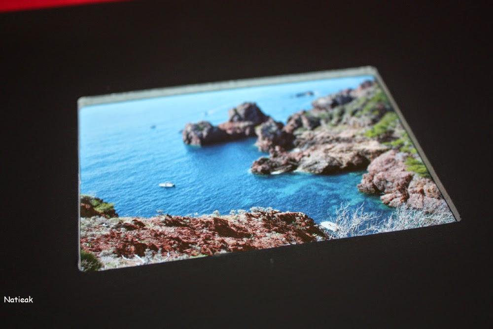 livre photo Luxe de Photobox
