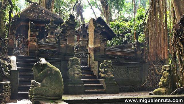 Santuario-Monkey-Forest
