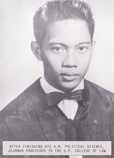 Young Jojo Binay