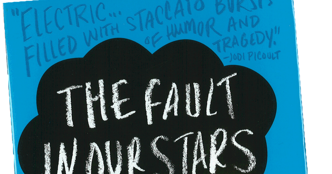 Bethzilla reviews!: The Fault in Our Stars - John Green ...